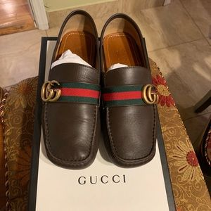 Gucci mens loafers size 6.5